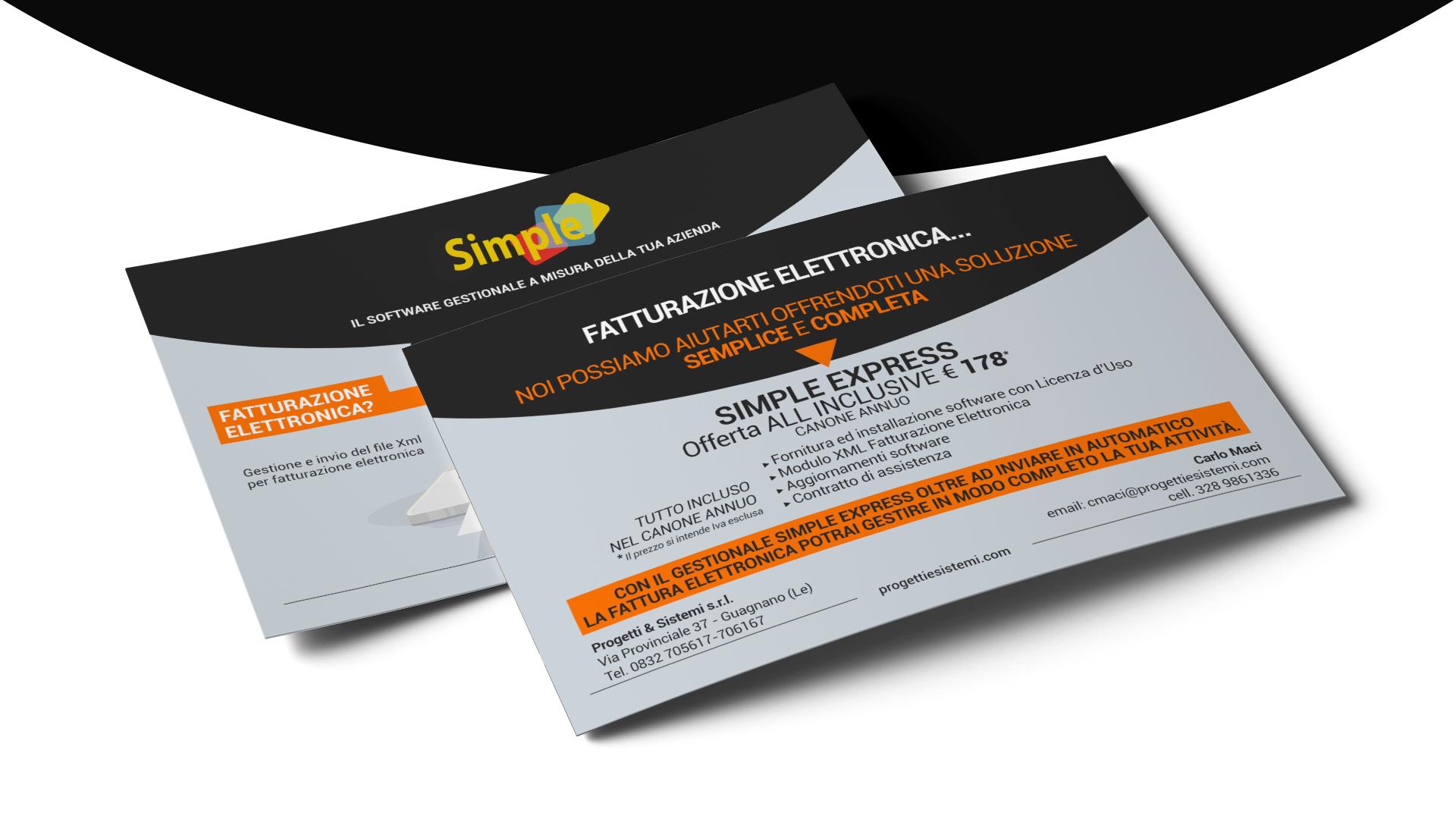fatturazione elettronica simple 4