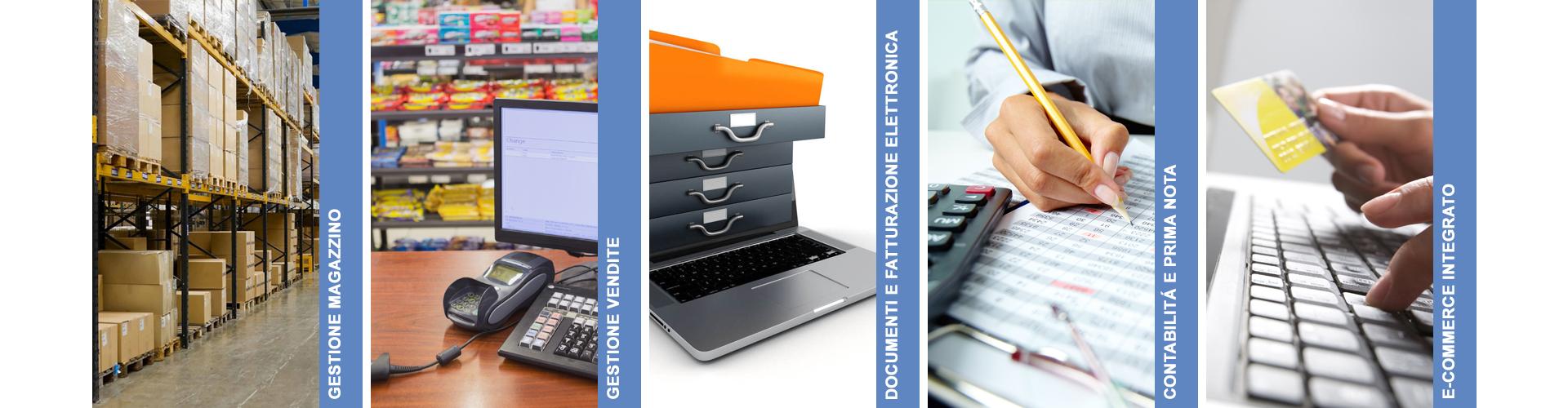 facile tre gestione magazzino vendite documenti e fatturazione elettronica contabilità e e-commerce