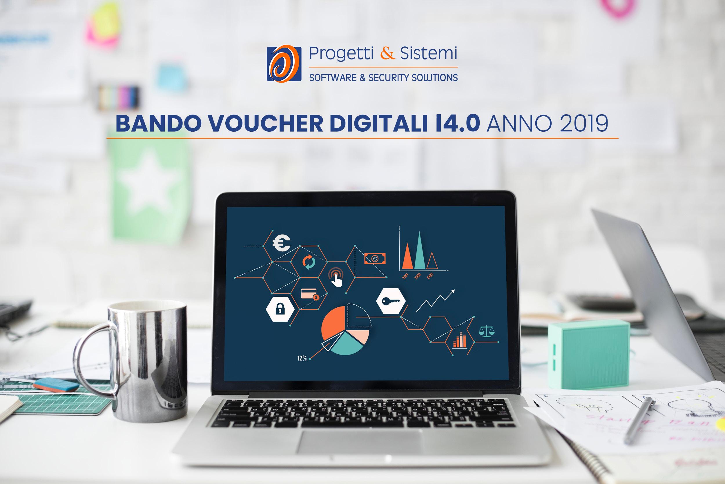Bando voucher digitali I4.0: fino a 10mila euro per digitalizzare l'impresa