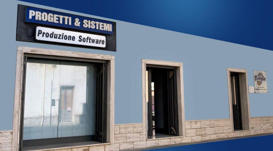 Nuovi spazi operativi per Progetti & Sistemi